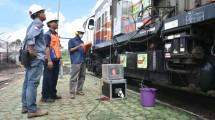 Uji Jalan dan Sosialisasi Hasil Kajian dan Uji Jalan Penggunaan B20 pada Kereta Api