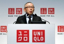 Tadashi Yanai, Bos UNIQLO