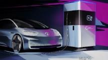 Volkswagen tengah merancang produk powerbank atau bank daya untuk kendaraan EV (tenaga listrik), dan menargetkan bisa diproduksi secara massal.