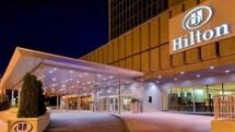 Hilton Hotel (Foto Dok TribunNews)