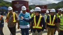 Wakil Menteri ESDM Arcandra Tahar melakukan kunjungan kerja di Nusa Tenggara Timur