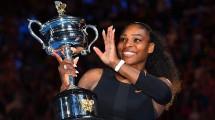 Serena Williams Juarai Australia Open 2017 (CNBC)