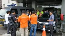 Polres Jakarta Pusat gelar rekonstruksi penganiayaan Nurhayati (36) seorang penghuni Apartemen Green Pramuka City