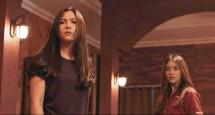 Jessica Mila bersama Nabilah Ayu dalam salah satu adegan di Film Mata Batin 2