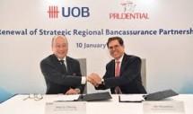 UOB Memperbarui Perjanjian Strategis Bancassurance dengan Prudential (Foto Dok Industry.co.id)