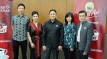 Triawan Munaf, Kepala Badan Ekonomi Kreatif Republik Indonesia, (Foto Dok Industry.co.id_