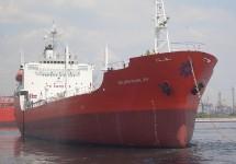 Kapal Tangker milik Soechi Lines