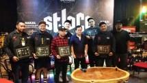 Band Saint Loco Formasi Baru bersama Produser Nagaswara, Rahayu Kertawiguna