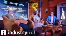 Astari Indah Vernideani bersama Johnnie Sugiarto (Hariyanto/INDUSTRY.co.id)