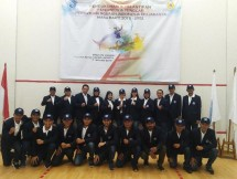 Pengurus Cabang Persatuan Squash Indonesia DKI Jakarta masa bakti 2018-2022