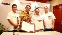 BGR Logistics Jalin Kerjasama Dengan INKA