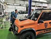 PT Suzuki Indomobil Sales (SIS) bekerja sama dengan PT Indomobil Multi Trada Group menggelar program Suzuki Day pada 19 20 Januari 2019. Bertempat di diler Indomobil Multi Trada Pondok Indah mulai pukul 08.0016.00 WIB