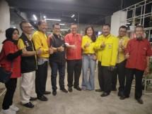 Pusdal Soksi bentuk Tim kampanye daerah menangkan capres Jokowi- Ma'ruf Amin