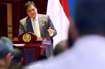 Menteri Perindustrian Airlangga Hartarto (Foto: Kemenperin)