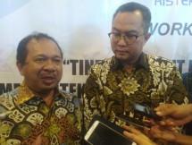 Direktur Jenderal Penguatan Inovasi Kemenristekdikti, Jumain Appe