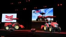 Peluncuran Traktor Yanmar seri YM357A dan YM351A