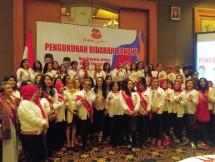 Bidadari Jokowi Deklarasikan untuk Paslon Jokowi - Ma'ruf Amin