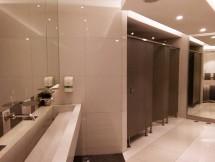 Ilustrasi toilet mall