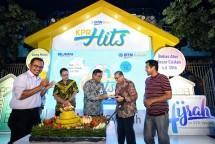 HUT Bank BTN Syariah ke-14 di Jakarta, Kamis (14/02/2019)