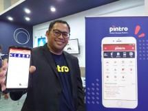 CEO &Founder; Pintro Syarif Hidayat
