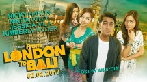 Poster Film From London to Bali (You Tube)