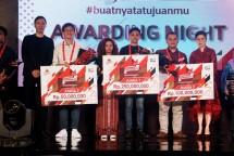 Tiga Usaha Sosial Terbaik Indonesia Raih Penghargaan Program Secangkir Semangat