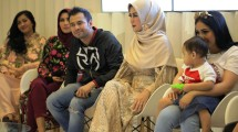 Raffi Ahmad dan Keluarga