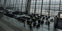 Suasana di Terminal 3 Ultimate Soekarno-Hatta, Tangerang, Banten. (KOMPAS.com / RODERICK ADRIAN MOZES )