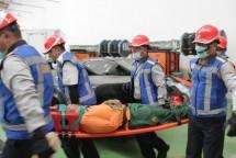 Peserta perlombaan roadster rescue comptetition Jasa Marga