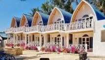 Santorini Beach Resort (Foto Dok Industry.co.id)