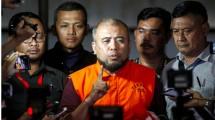 Patrialis Akbar. (Wawan Kurniawan/AFP)