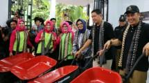 Pegadaian Hadirkan Program Pegadaian Bersih-Bersih Lingkungan di Makassar