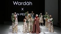 Dian Pelagi dan Wardah Tampil di Indonesia Fashion Week (IFW) 2017