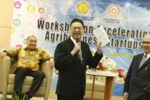 Sekjen Kementan Syukur Iwantoro di workshop agribisnis