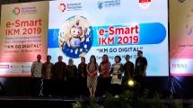 Dirjen IKMA Kemenperin Gati Wibawaningsih saat membuka program e-Smart IKM Go Digital di Semarang (Foto: Ridwan/Industry.co.id)