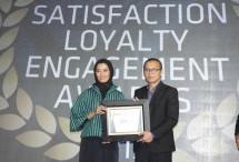 BRI Syariah Raih Award