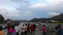 Banjir di Jayapura Papua (Foto Dok Tribunnews)