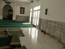 Ruangan masjid RNI