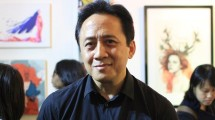 Triawan Munaf, kepala Badan Ekonomi Kreatif (Foto: Hitsss)