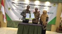 MoU BNI Syariah dengan Universitas Juanda Bogor