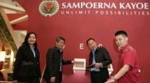 Sampoerna Kayoe Dobrak Batasan Industri Kayu di Indonesia dan Mancanegara