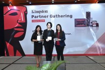 Kingston Partner Gathering, Kamis (21/3/2019)