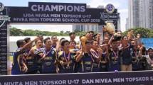 Liga NIVEA MEN Pemain Muda Raih Karir Profesional