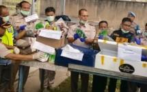 Badan Karantina Kementan musnahkan komoditas impor ilegal