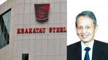 Direktur Teknologi dan Produksi PT Krakatau Steel, Wisnu Kuncoro