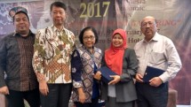Jababeka Infrastruktur Gelar Tenant Gathering di President Executive Club, Kamis (9/2/2017)
