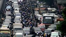 Ilustrasi kemacetan di Jabodetabek. (Foto: Ist)