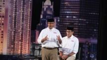 Pasangan calon gubernur dan calon wakil gubernur Anies Baswedan dan Sandiaga Uno.
