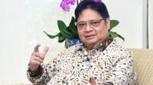 Menteri perindustrian Airlangga Hartarto (Antara)