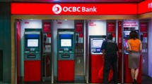 Bank OCBC. (Nicky Loh/Bloomberg)